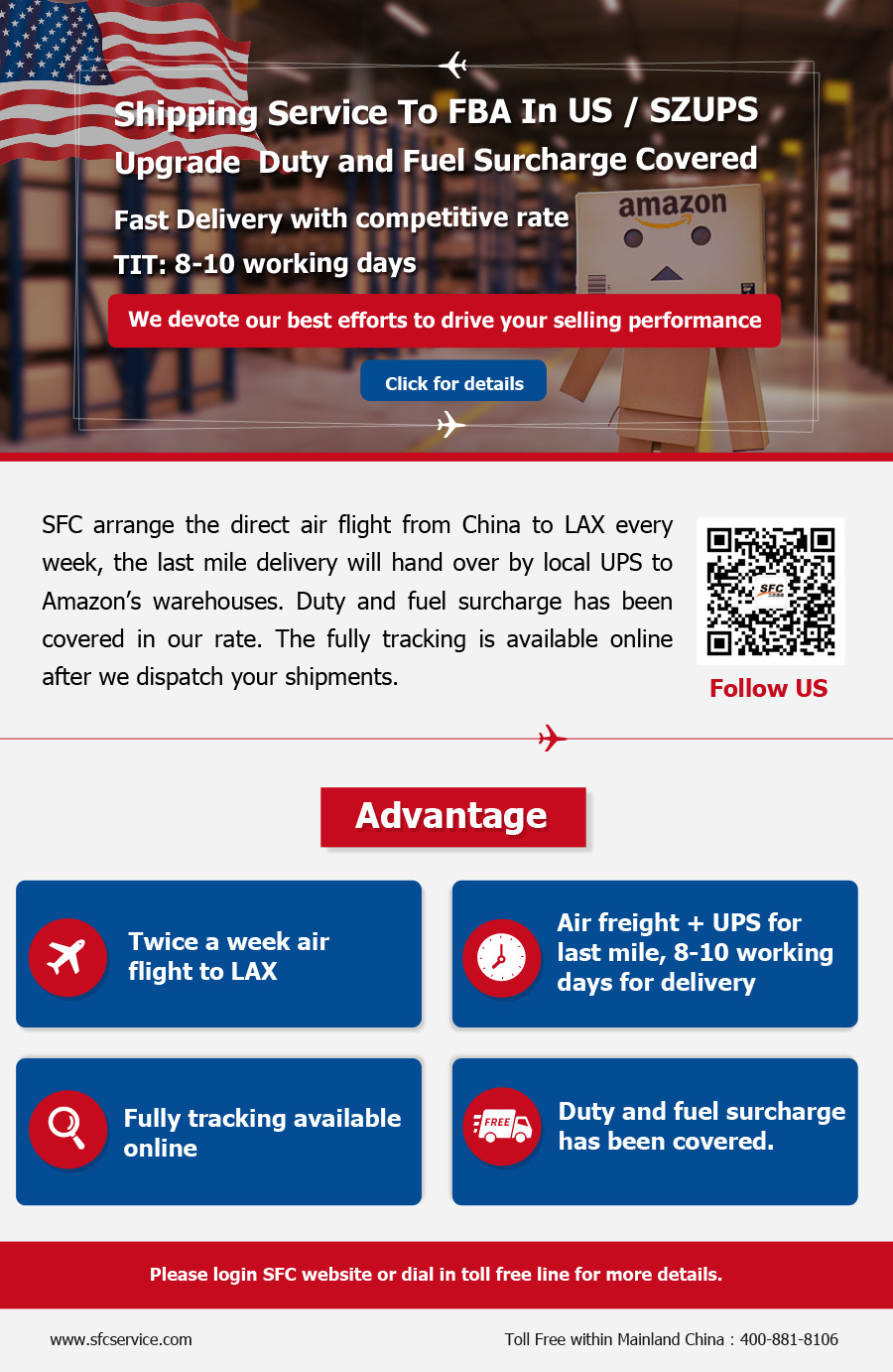 Ecommerce Order Fulfillment Automation for SFC's Warehouse